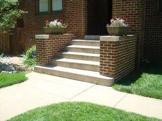 brick porch denver