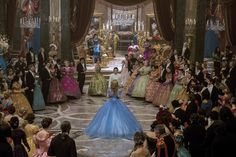 With nearly a month left until the new, live-action Cinderellahits theaters on March 13, Walt Disney Studios has released the final trailer of their reimagining of this classic story.