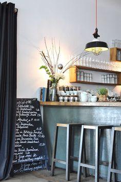 Ein tolles Platz zum Frühstücken: Das Klippkroog in Altona