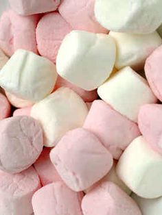 SOAK Essentials: Solid Bubble Bath  I love the look of these, like marshmallows, great shape for homemade