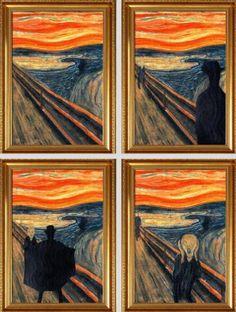 "Enfin... l'origine du ""cri"" de Munch"