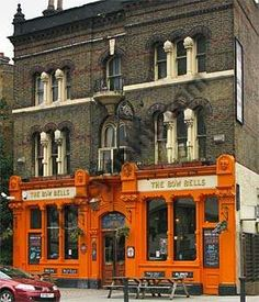 Bow Bells Pub in Bow, London London Pubs, Old London, British Pub, British Isles, East End London, Old Pub, London History, London Life, Haunted Places