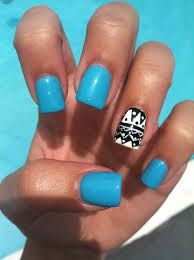 * cutest nails for summer*