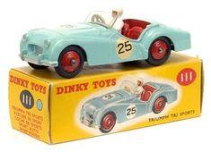 #111 Triumph TR2