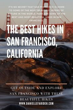 The Best and Most Beautiful Hikes in San Francisco, California