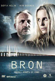 A Danish/Swedish crime thriller show I have to watch, apparently! The Bridge (TV Series 2011– )