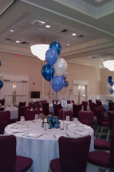 Image detail for -Gallery of Balloon Centerpiece Ideas