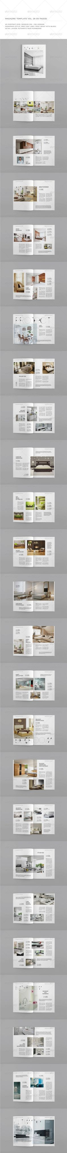 Indesign template vol 28 You can download this template here : http://graphicriver.net/item/a5-portrait-50-pages-mgz-vol-28/7410051?WT.oss_phrase=&WT.oss_rank=15&WT.z_author=Shafura&WT.ac=search_thumb