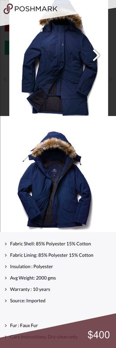 canada goose jacket extender
