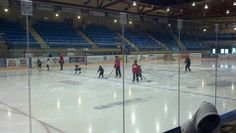 Jim Lind arena? West Kelowna