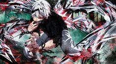 Tokyo Ghoul Kaneki Ken 1080p Wallpaper Mask White Hair