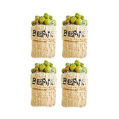 Green Bean Seed Fridge Magnet,Bean Magnet,3 D Bean Magnet,Sack Magnet,Seed Magnet,Food Magnet,Fridge Magnet,Spice Magnet,3D Magnet,Bean Seed by Punyee on Etsy