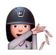 Equestrian Emoji