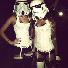 cool storm trooper costume