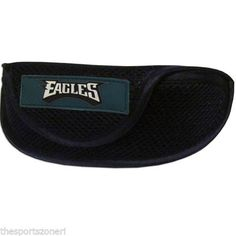 Philadelphia Eagles Soft Sport Sunglass Case Visit our website for more: www.thesportszoneri.com