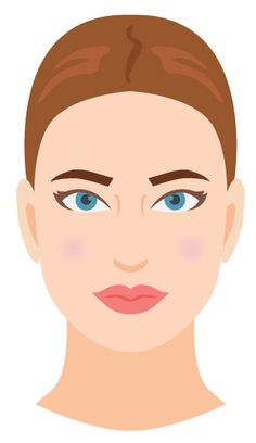 773aa97840 18 Best face shapes images