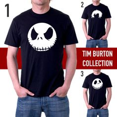 $12.99 TIM BURTON COLLECTION shirt Free Shipping with Tracking Number