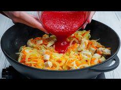 Leggyorsabb egyszerű vacsora – Ízletes tészta serpenyőben| Cookrate - Magyarország - YouTube One Pot, Pasta, Macaroni And Cheese, Cooking, Ethnic Recipes, Mai, Youtube, Food, Noodles