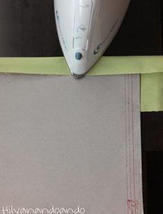 Truco para dobladillos perfectos   Aprender manualidades es facilisimo.com