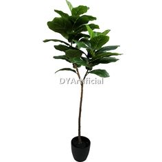 170cm single trunk artificial fiddle leaf fig tree uv protection