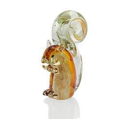 Glass Squirrel I have one from my Grandma just like this! It's almost 100 years old!!