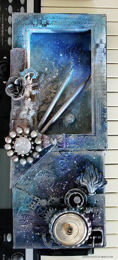 ...city of stars by Riikka Kovasin for Inspired By... La La Land