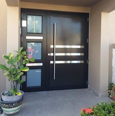 Ideas For Big Main Door Design Entrance Main Door Design, Door Gate Design, House Entrance, Main Entrance Door Design, Doors Interior, Entry Doors, Room Door Design, Entrance Gates Design, Front Door Design