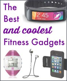 This would be a great gift guide for the fitness fanatic (and the newbie). So many cool gadgets, especially the scale that takes gravity into account!