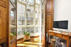 Elegant apartment for Sale in el Borne, Palma de Mallorca, close to the Balearic Parliament.  Real Estate Mallorca - Ref. 87751