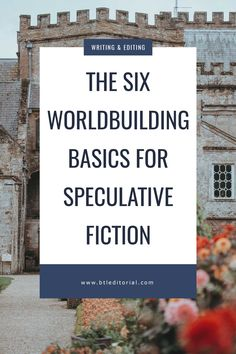 Six Worldbuilding Basics for Speculative Fiction - Between the Lines Editorial Creative Writing Tips, Book Writing Tips, Editing Writing, Fiction Writing, Writing Resources, Writing Prompts, Writing Help, Writing Ideas, Writers Notebook