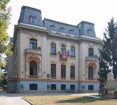 Bucharest, Windows, Mansions, House Styles, Home, Decor, Decoration, Manor Houses, Villas