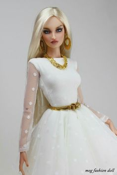 Meg Fashion doll