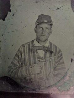 Stephen Sweeney Texas Confederate, fought in Missouri.
