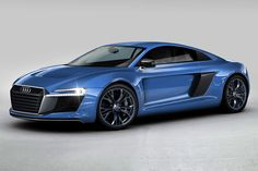 Audi boss confirms all-electric version of new 2015 R8, with 250mile range, plus plug-in hybrid model is possible, too