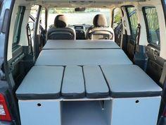 Mini camper conversion unit/caddy,berlingo,parner in Donegal, thumbnail 5