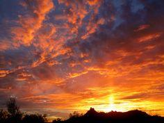 Sunset-Scottsdale, AZ