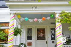 MargotMadison: Sweet Candy Birthday Party #candycrafts #candybanner #candy #candyswag