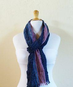 Scarf  MULTICOLOR II Luxury chunky scarf  by OriginalDesignsByAR, $25.00