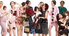 Dolce & Gabbana Puts Family First in Fall/Winter '15 Ad Campaign  By Olivia Pentell | Impressionist Dolce & Gabbana's latest Fall/Winter 2015 campaign is an ode to family, pasta, and diamon...