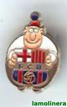 22-Pin Futbol Club Barcelona Bonito