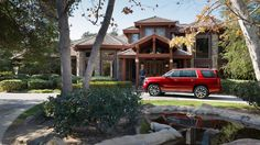 2017 Tahoe SUV Exterior Photo: side- sculpted bodyside panels