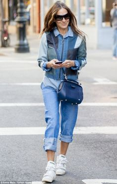 Denim on Denim Outfits For Denim Addicts Like Me0001