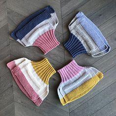 Ravelry: Lettvinthals pattern by Veslestrikk Knitting For Kids, Easy Knitting, Baby Knitting Patterns, Crochet Bikini, Knit Crochet, Crochet Neck Warmer, Baby Barn, Crochet Backpack, Yarn Projects
