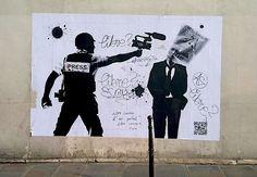 Street Art & Graffiti… As Weapons Of Mass Protest! | CVLT Nation