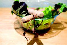 Gabriella Douglas's 'Utens-tools' - Salad Fork and Trowel