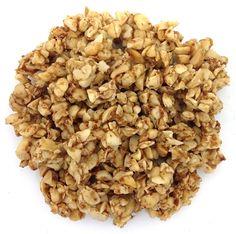 Raw Organic Coconut Crusted Macadamia Nuts - Organic Living Superfoods