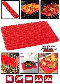Különleges szilikonlap sokoldalú felhasználási lehetőséggel. Beteheted a  sütőbe és az étel nem tocsog többé a 5c08e995d1