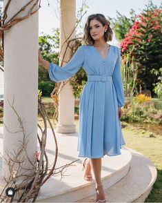 Elegant Dresses Classy, Elegant Outfit, Classy Dress, Classy Outfits, Chic Outfits, Beautiful Dresses, Modest Dresses, Casual Dresses For Women, Modest Fashion
