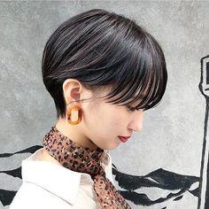 Stunning how to bob hairstyles Girl Short Hair, Short Hair Cuts, Short Hair Styles, Short Bob Hairstyles, Girl Hairstyles, Hear Style, Moda Xl, Red Brown Hair, How To Make Hair