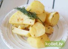 aromatyczne ziemniaki na parze Nasu, Potato Salad, Pineapple, Potatoes, Dishes, Fruit, Cooking, Healthy, Ethnic Recipes